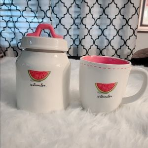 Rae dunn watermelon bundle